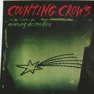 """COUNTING CROWS usa display RECOVERING THE SATELLITES Rock 12"""" X 12"""" DOUBLE-SIDED"""