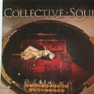 "COLLECTIVE SOUL usa display DISCIPLINED BREAKDOWN 12"" X 12"" DOUBLE-SIDED POSTER."