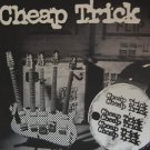 "CHEAPO TRICK usa display S/T SELF SAME UNTITLED 12"" X 12"" DOUBLE-SIDED POSTER. T"