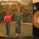 "CARPENTERS usa 45 SING 7"" Pop PICTURE SLEEVE AM"