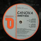 "CANOVA usa 12"" SWEETNESS Dj WHITE JACKET D-GROOVY"