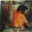 """BRUCE SPRINGSTEEN usa display THE GHOST OF TOM JOAD Rock 12"""" X 12"""" DOUBLE-SIDED"""