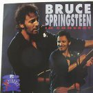 """BRUCE SPRINGSTEEN usa display IN CONCERT Rock 12"""" X 12"""" DOUBLE-SIDED POSTER. THI"""