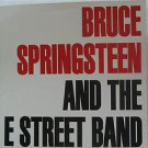 "BRUCE SPRINGSTEEN usa display AND THE E STREET BAND Rock 12"" X 12"" DOUBLE-SIDED"