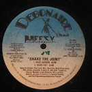 "BREEZY BEAT usa 12"" SHAKE THE JOINT/CATCH MY DRIFT Dj MIAMI MUSIC/WHITE JACKET D"