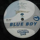 "BLUE BOY usa 12"" REMEBER ME Dj WHITE JACKET GUIDANCE"