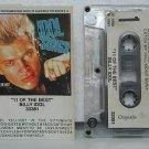 BILLY IDOL peru cassette 11 OF THE BEST Rock SPANISH PRINT CHRYSALIS excellent