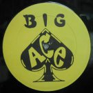 "BIG ACE usa 12"" S/T SELF SAME UNTITLED Dj WHITE JACKET PRIVATE"
