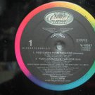 """BEGGARS BANQUET usa 12"""" POSTCARDS FROM PARADISE Dj WHITE JACKET CAPITOL"""