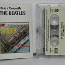 BEATLES peru cassette PLEASE PLEASE ME Rock SPANISH PRINT EMI excellent