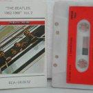 BEATLES peru cassette 1962 1966 VOL.2 Rock SPANISH PRINT APPLE