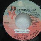 "BABY WAYNE jamaica 45 CAN'T LIVE 7"" Reggae J.R.-PRODUCTIONS"