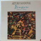 """ARTURO SANDOVAL usa display DANZON Latin 12"""" X 12"""" DOUBLE-SIDED POSTER. THIS IS"""