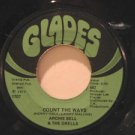 """ARCHIE BELL & THE DRELLS usa 45 COUNT THE WAYS/DANCING TO YOUR MUSIC 7"""" Soul GLA"""