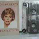 ANNE MURRAY usa cassette GREATEST HITS Country HX-PRO excellent