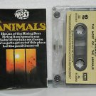 ANIMALS peru cassette THE MOST OF Rock SPANISH PRINT EMI excellent