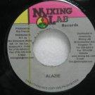 "ALAZIE jamaica 45 S/T SELF SAME UNTITLED 7"" Reggae MIXING-LAB"