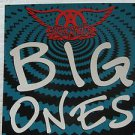 """AEROSMITH usa display BIG ONES Rock 12"""" X 12"""" DOUBLE-SIDED POSTER. THIS IS NOT A"""
