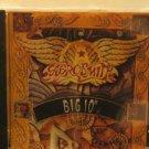 AEROSMITH usa CD BIG 10 Rock SEALED/UNPLAYED PROMO