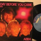 """ABBA germany 45 THE DAY BEFORE YOU CAME 7"""" Pop PICTURE SLEEVE POLAR excellent"""