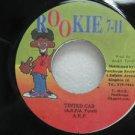 "A.R.P. jamaica 45 TINTED CAR 7"" Reggae ROOKIE-7-11"