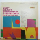 WOODY HERMAN usa LP WOODCHOPPERS LIVE Jazz VSP