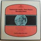 VICTORIA DE LOS ANGELES usa LP MASSENET MANON Classical BOX SET SERAPHIM excelle