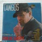 VICTOR BAEZA latin america LP HOMENAJE A CARLOS GARDEL VOL.II Tango ACCION