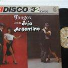 TRIO ARGENTINO latin america LP TANGOS CON EL PEERLESS