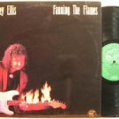 TINSLEY ELLIS usa LP FANNING THE FLAMES Rock ALLIGATOR excellent