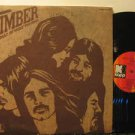TIMBER usa LP PART OF WHAT YOU FEAR Rock WITH INSERT KAPP