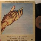 THAD JONES/MEL LEWIS/MANUEL DE SICA usa LP S/T SELF SAME UNTITLED Jazz FOLDOUT P