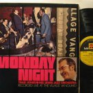 THAD JONES/MEL LEWIS usa LP MONDAY NIGHT Jazz FOLDOUT SOLID STATE excellent