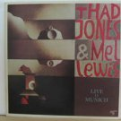 THAD JONES & MEL LEWIS usa LP LIVE IN MUNICH Jazz PRIVATE