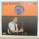 STAN GETZ usa LP THE MODERN WORLD OF Jazz ROOST
