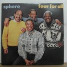 SPHERE usa LP FOUR FOR ALL Jazz PRIVATE