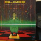 SLADE mexico LP THE AMAZING KAMIKAZE SYNDROME Rock LABEL IN SPANISH TOO RCA exce