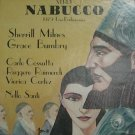 SHERRILL MILNES usa LP VERDI NABUCCO Classical BOX SET PRIVATE excellent