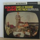 SHELLY MANNE usa LP SON OF GUNN Jazz CONTEMPORARY