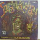SARAH VAUGHAN usa LP YOU'RE MINE YOU Jazz ROULETTE
