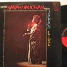 SARAH VAUGHAN usa LP MORE FROM JAPAN LIVE Jazz MAINSTREAM