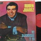 RUBEN JUAREZ latin america LP MI BANDONEON Y YO Tango LONDON