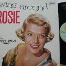 ROSEMARY CLOONEY u.k. LP SWING AROUND ROSIE Jazz JASMINE excellent