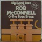 ROB MCCONNELL usa LP BIG BAND JAZZ VOL. 2 PA