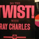 RAY CHARLES usa LP DO THE TWIST Rock ATLANTIC