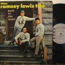 RAMSEY LEWIS usa LP BACK TO THE BLUES Jazz MONO ARGO