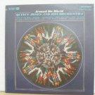 QUINCY JONES usa LP AROUND THE WORLD Jazz WING