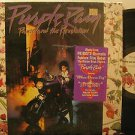PRINCE usa LP PURPLE RAIN Pop WITH STICKER AND POSTER WB excellent