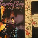 PRINCE usa LP PURPLE RAIN Pop WITH ORIGINAL INNER SLEEVE WB excellent