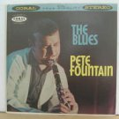 PETE FOUNTAIN usa LP THE BLUES Jazz CORAL